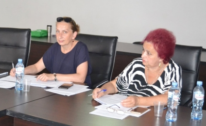 The second meeting of the Working Group in Vani
